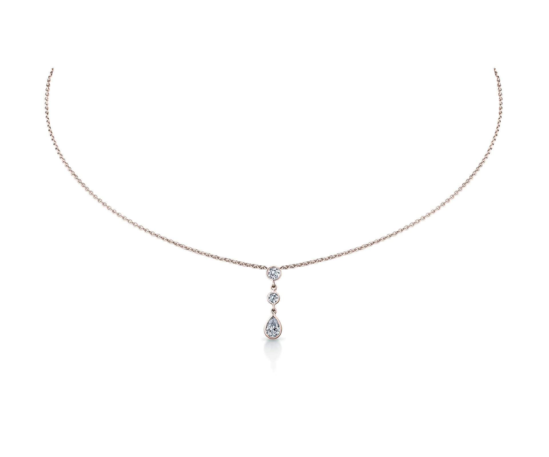 De Beers Clea Pendant