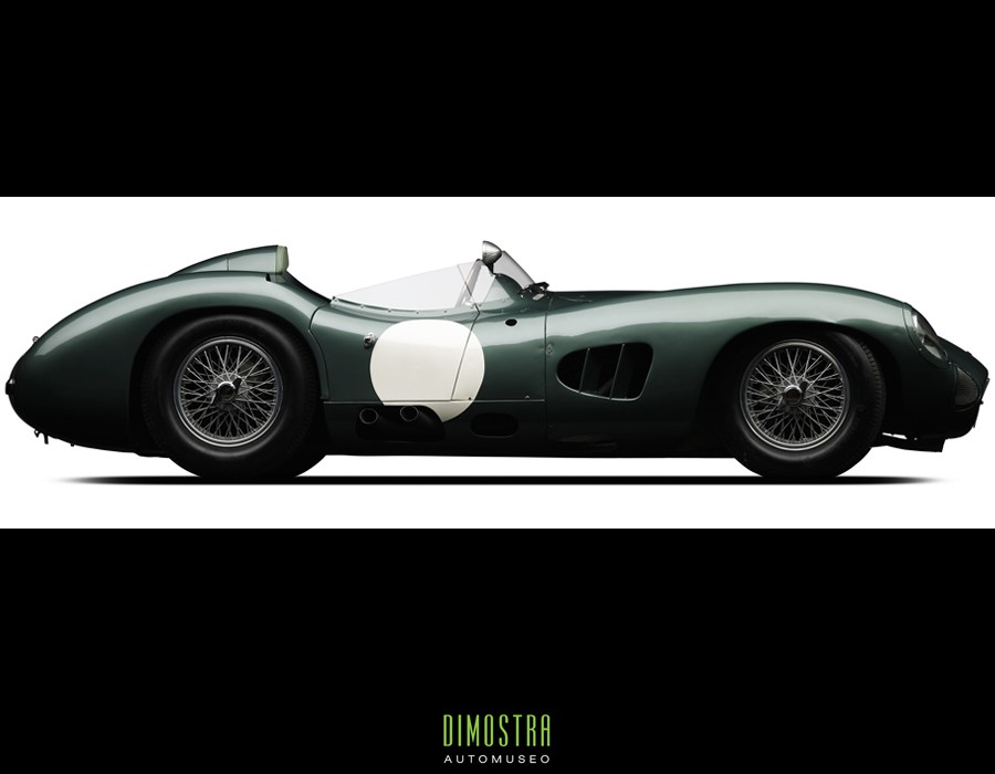 1958 Aston Martin DBR1