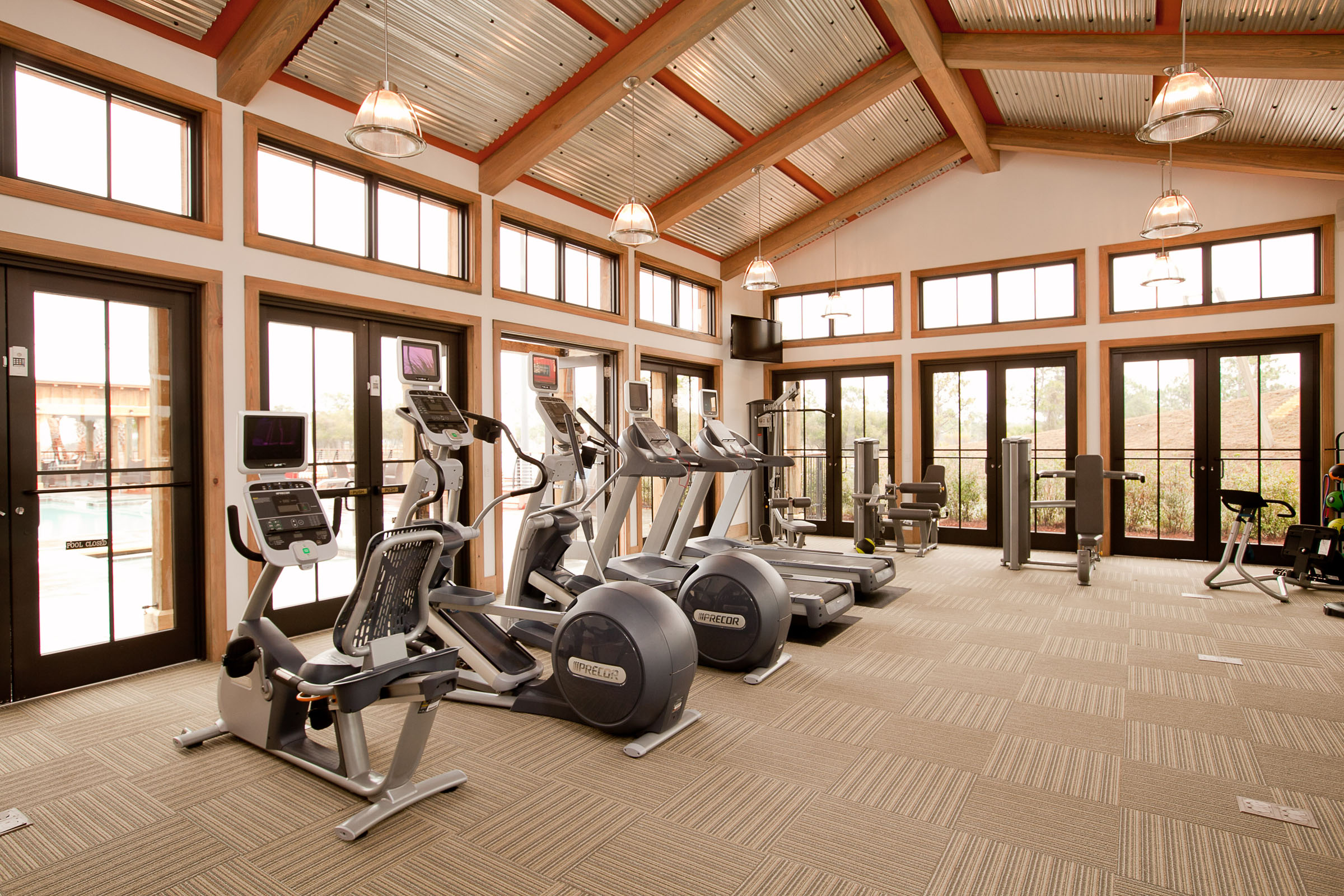 Pine Creek Sporting Club Fitness Center
