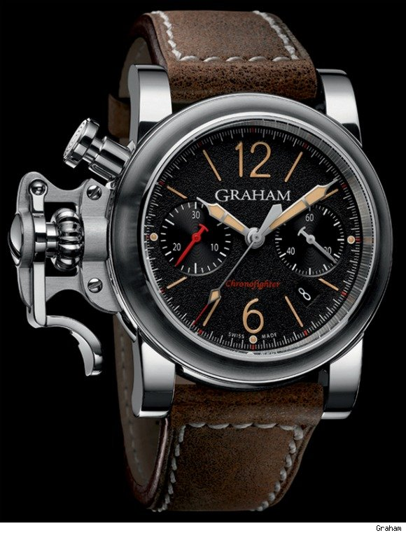 Graham Chronofighter Fortress Watch