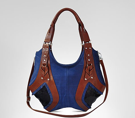 Grandisimo Tote in Regatta Blue