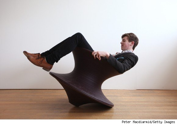 brit design spun chair