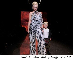 gwen stefani new york fashion week