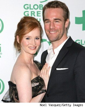 james van der beek and kimberley brook