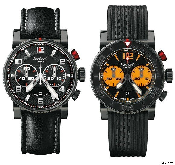 Hanhart Primus Chronograph Pilot &amp; Racer Watches
