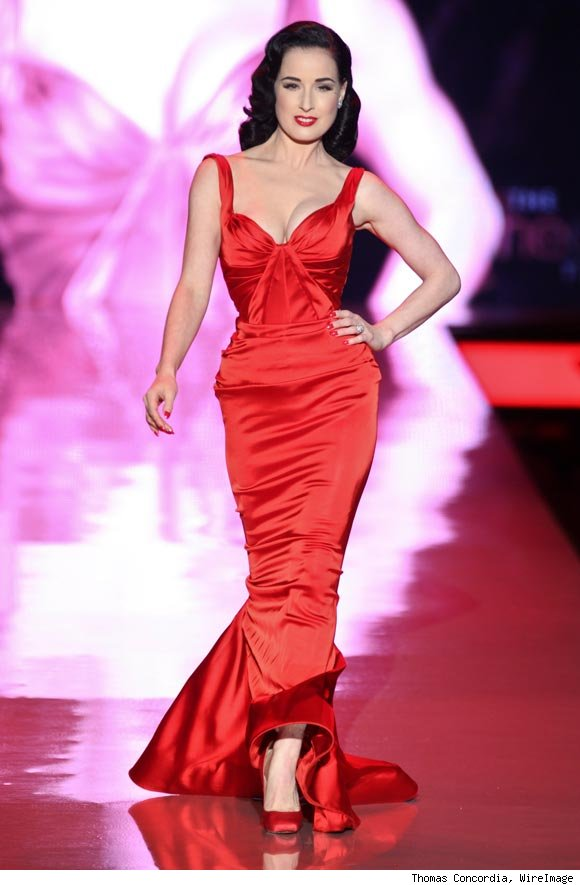 The Heart Truth's Red Dress Collection 2011