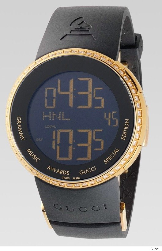 Gucci i-Gucci Grammy Awards Special Edition Watch