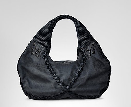 Infinity Hobo in Black