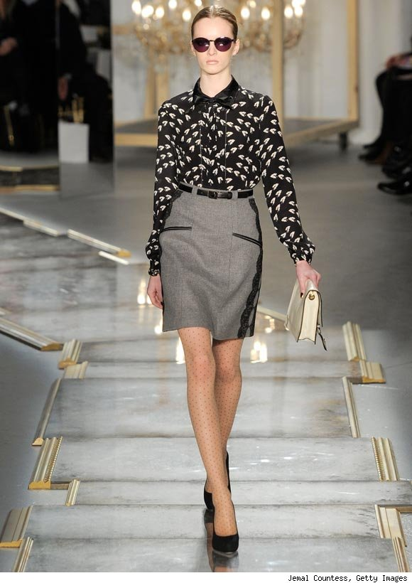 Jason Wu's Fall/Winter 2011 Collection