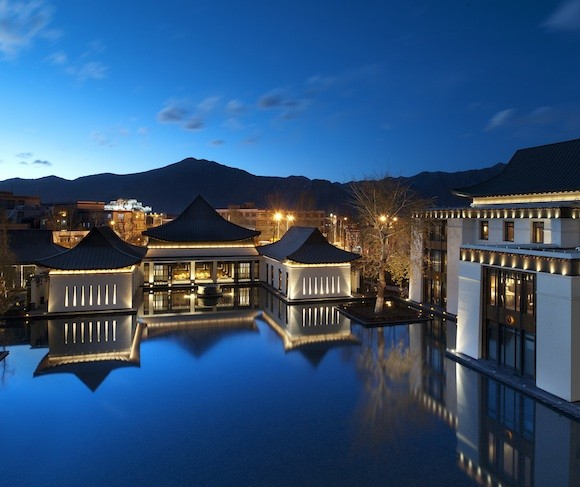 The St. Regis Lhasa, Tibet: Designing the Luxury East/West Experience at 12,000 Feet
