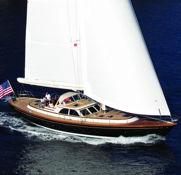 Sen. John Kerry's Sailing Yacht for Charter