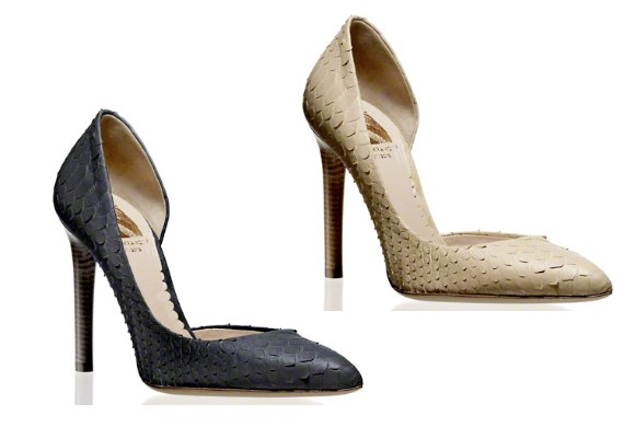 Reed Krakoff Python Pumps