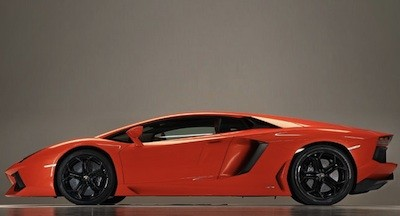 lamborghini aventador