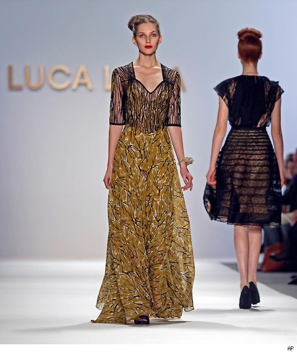 Luca Luca Fall/Winter 2011 Collection