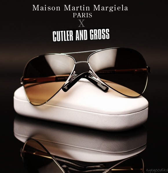 Maison Martin Margiela x Cutler and Gross Sunglasses