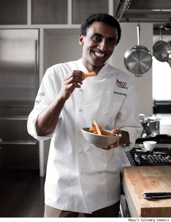 Chef Marcus Samuelsson