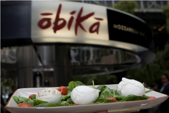 Obika mozzarella bar 