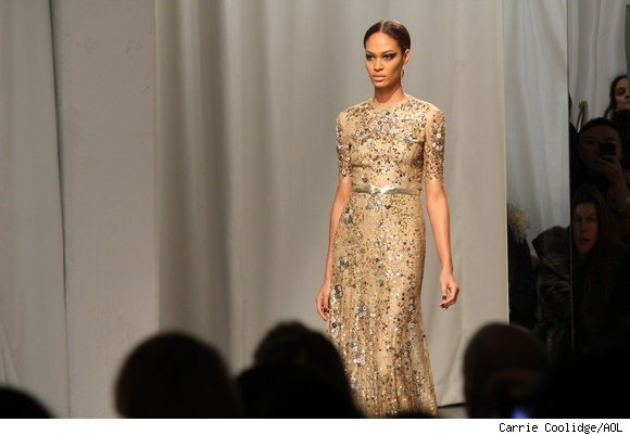 Designer Jason Wu's Fall 2011 Collection during New York Fashion Week