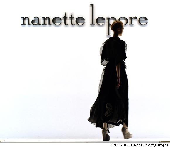 Nanette Lepore Fall 2011 Collection at NY Fashion Week