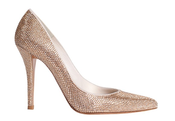 Stuart Weitzman's Red Carpet Shoe Collection
