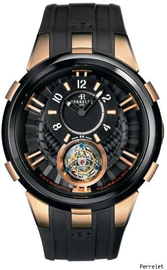 Perrelet Automatic Flying Tourbillon Watch