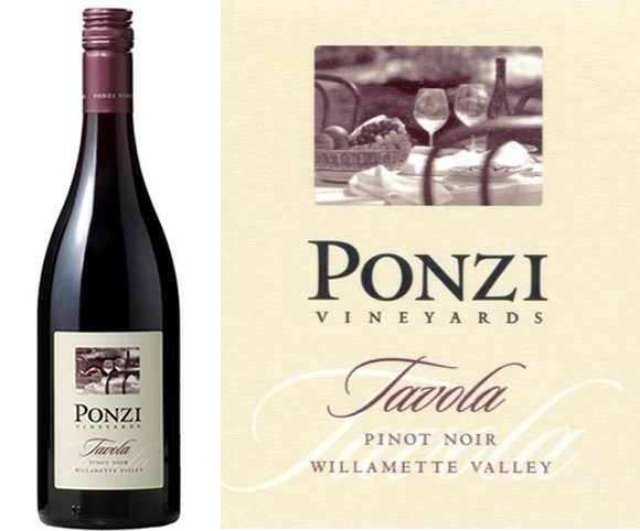 Ponzi Tavola Pinot Noir