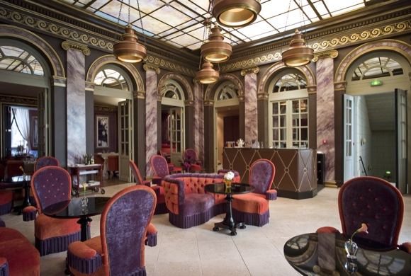 Lounge Area at Le Pressoir d'Argent, Bordeaux