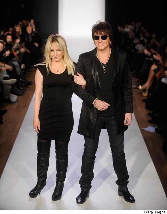 Bon Jovi's Richie Sambora and Nikki Lund present  their WTB Fall 2011 Collection