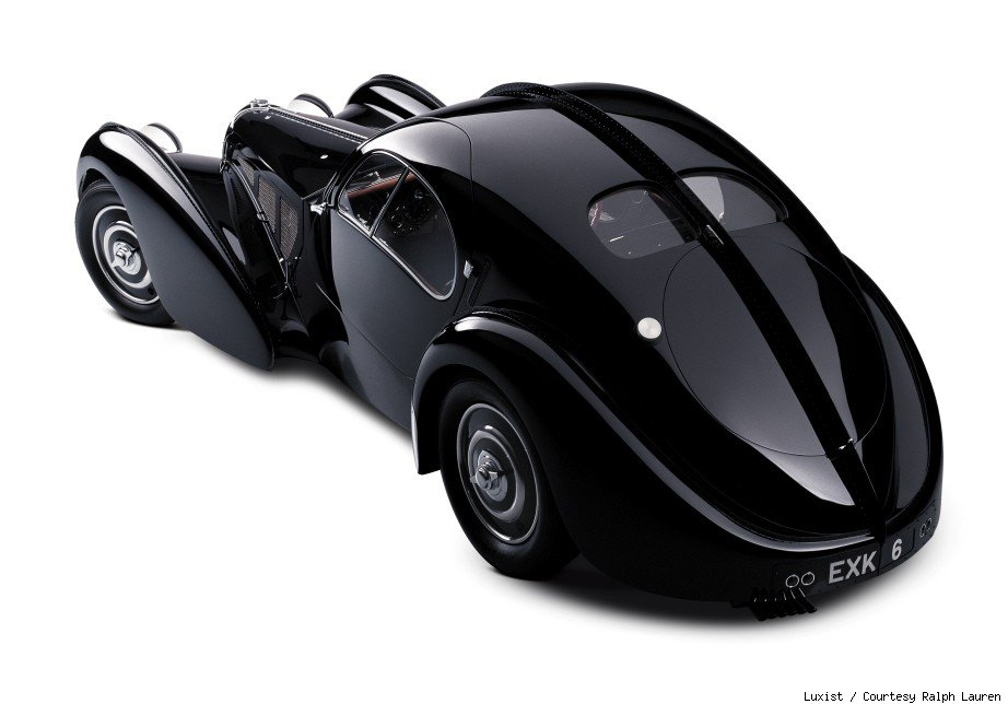 1938 Bugatti 57S Atlantic