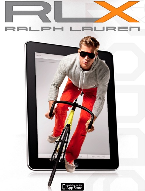 RLX Ralph Lauren Launches First iPad App