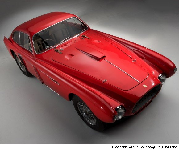 Rare 1950s Ferraris on Offer at RM Amelia Island