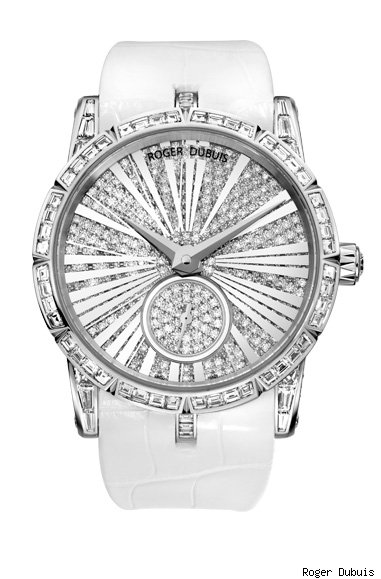 Roger Dubuis Excalibur Lady Watch For 2011