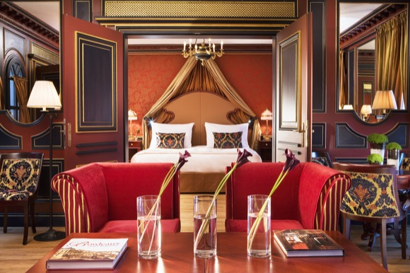 The Good Life at the Royale Suite, The Regent Grand Hotel Bordeaux