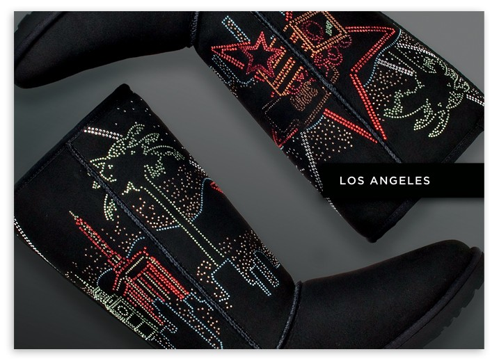 UGGs Los Angeles