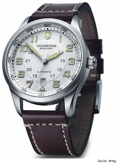Victorinox Swiss Army AirBoss Automatic 42mm Watch