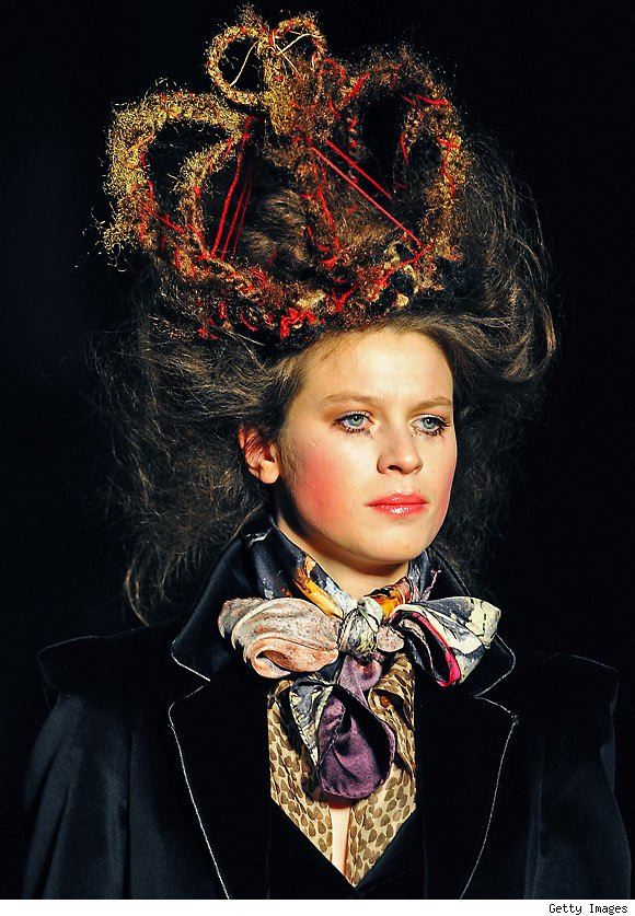 Vivienne Westwood Red Label Collection Fall/Winter 2011
