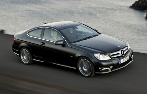2012 Mercedes-Benz C-Class Coupe
