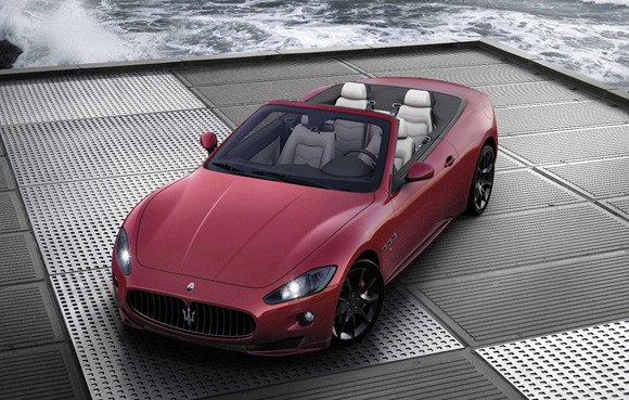 Maserati GranCabrio Sport 