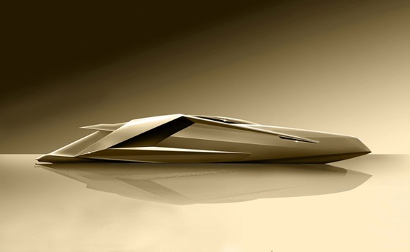 lamborghini fenice yacht