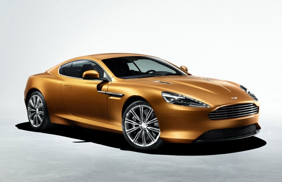 Aston Martin Introduces the Virage