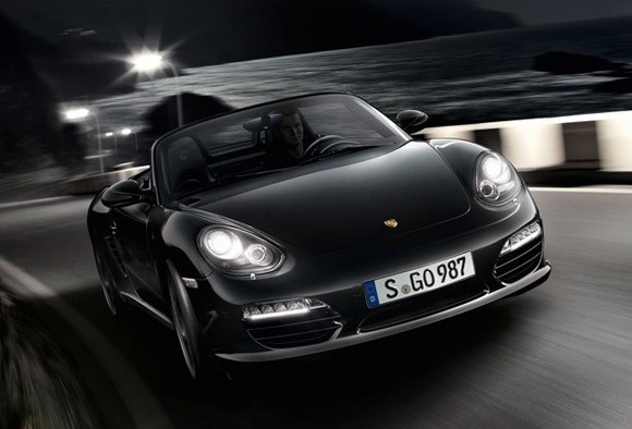 Porsche Boxster S Black Edition