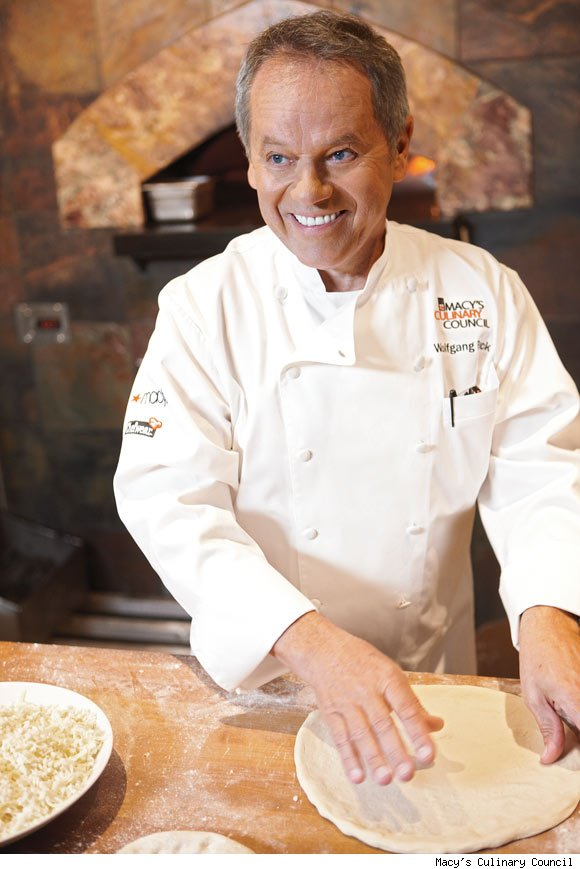 Macy's Culinary Council's Wolfgang Puck offers favorite recipe for Valentine's Day