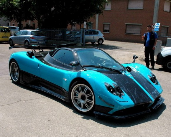 Qatari Pagani Zonda Uno Listed for Sale at $2.3 Million