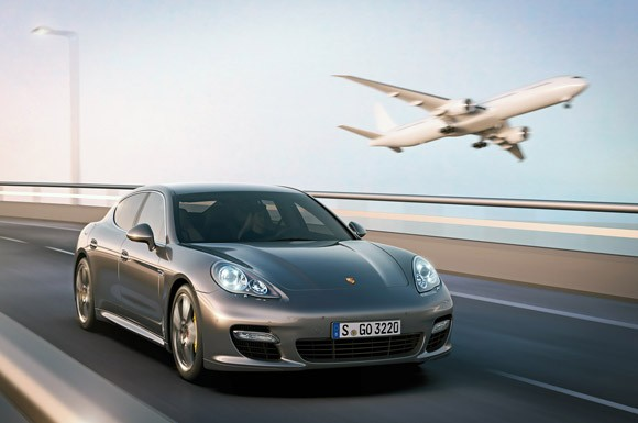 Porsche Panamera Turbo S