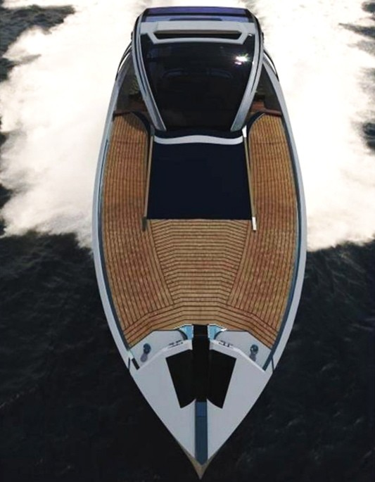 Diamond 44 yacht