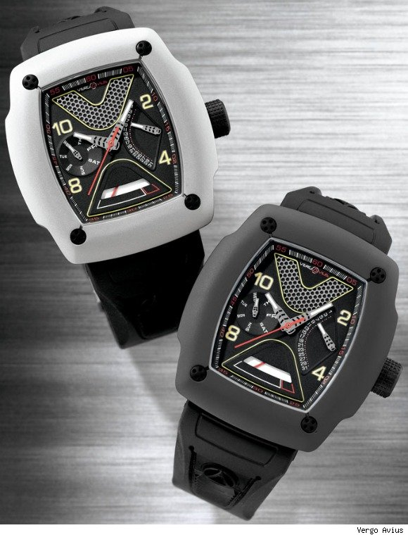 Vergo Avius Leonardo Watch
