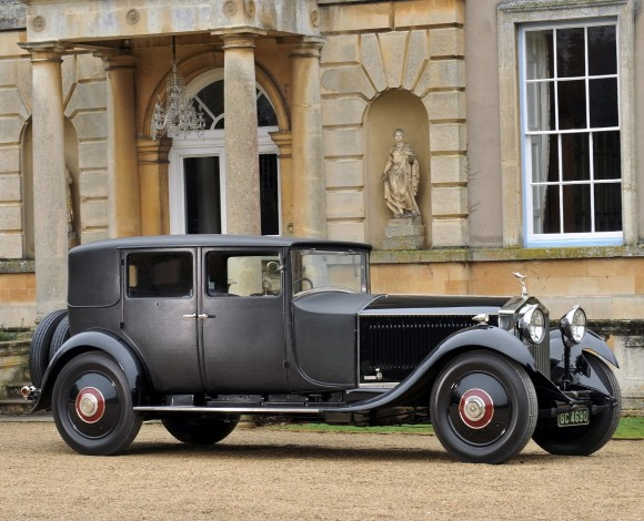 Henry Royce's Last Rolls-Royce Up for Auction