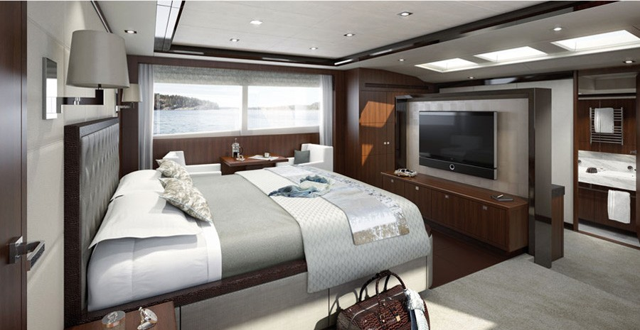 Home · Princess Yachts 32M from LVMH
