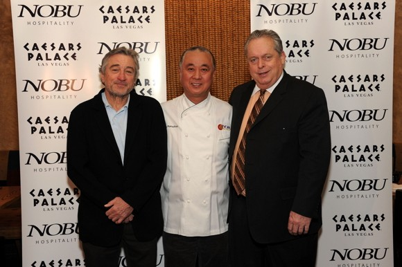 robert deniro nobu