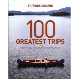 travel and leisure 100 trips